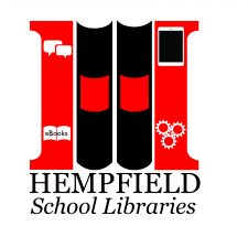 East Petersburg Elementary School Library logo